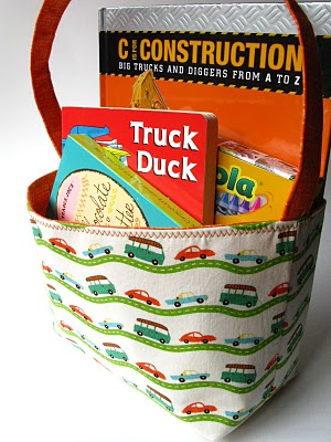 easter basket bucket