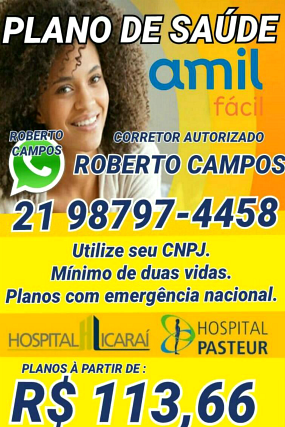 Roberto Campos Planos de Saúde