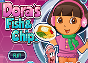 Doras Fish and Chips