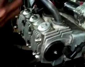 Honda Grand 3 Cylinder segaris Tangerang