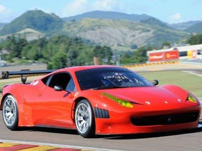 2012 Ferrari 458 Italia Grand Am