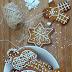 Iced Gingerbread Cookies - Simple Recipe & Icing Tutorial