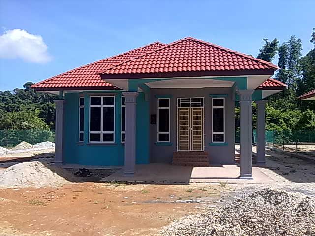 Bina Rumah Sendiri Atas Tanah Sendiri | Share The Knownledge