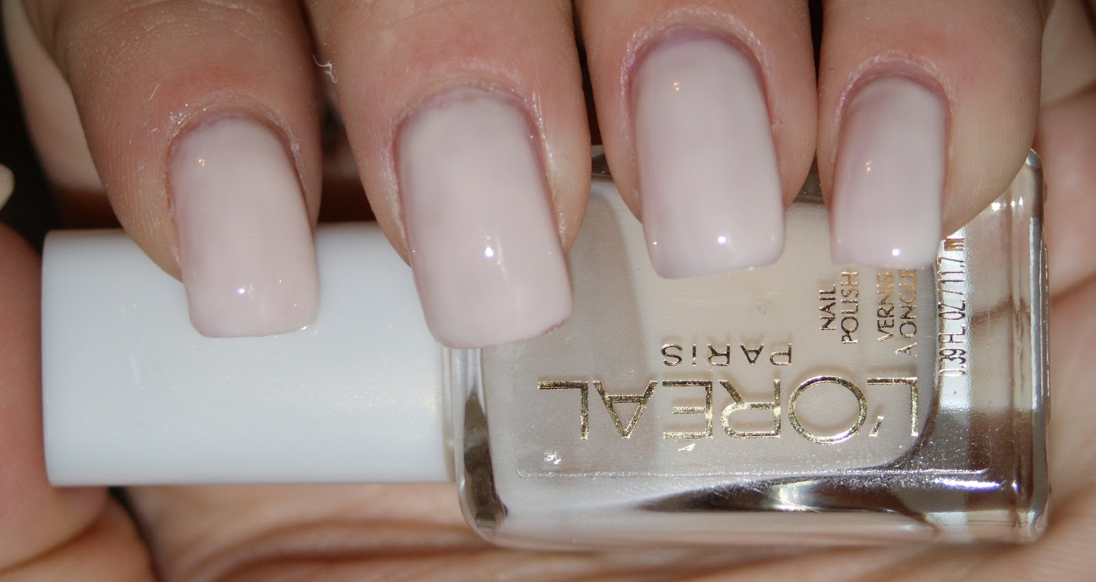 Princess Polish: Swatch and Review: L\'Oreal Sweet Nothings