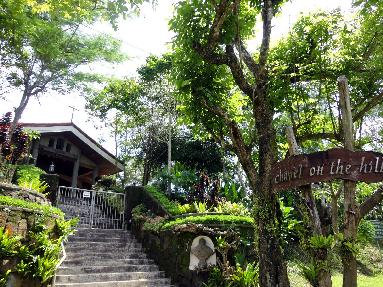 Chapel of the Hills - Ceremony - Don Bosco Batulao, Nasugbu, CALABARZON