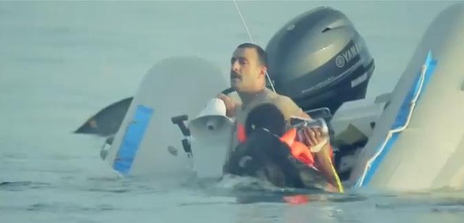ماذا فعل أحمد السقا بمصور رامز قرش البحر عندما دعاه للإفطار