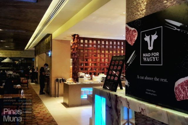 Mad for Wagyu Buffet EDSA Shangrila