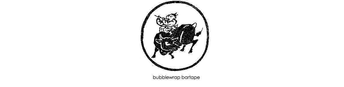 bubblewrap bartape