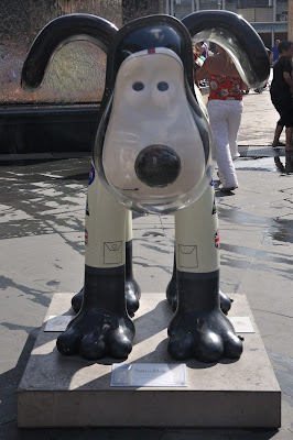 Astro Dog Gromit (front view)
