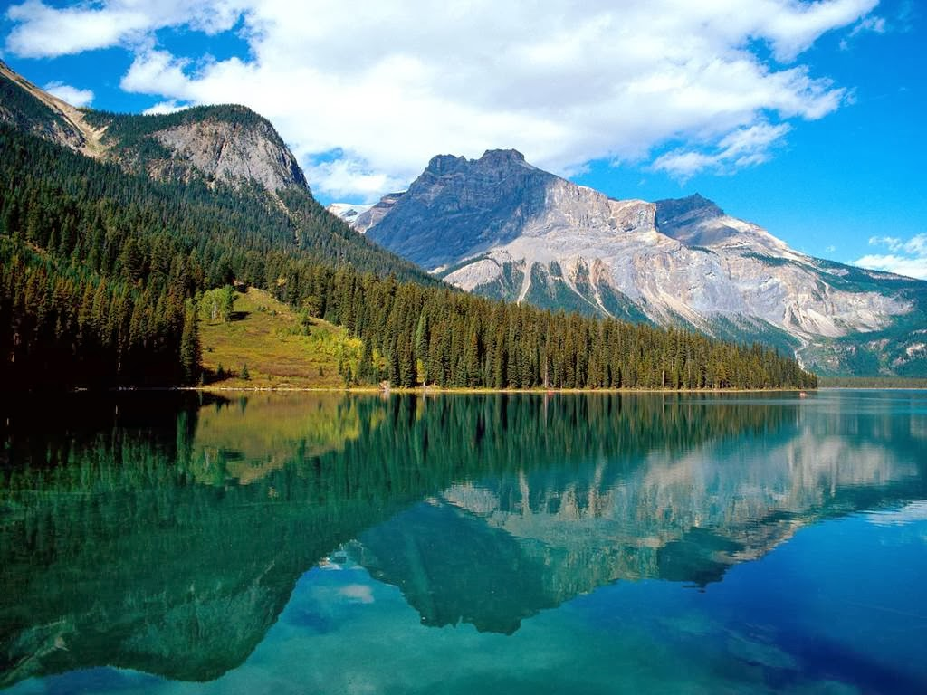 Travel trip journey yoho national park canada yoho np is bordered by kootenay national park on the southern side and banff national park on the eastern side in alberta sciox Image collections