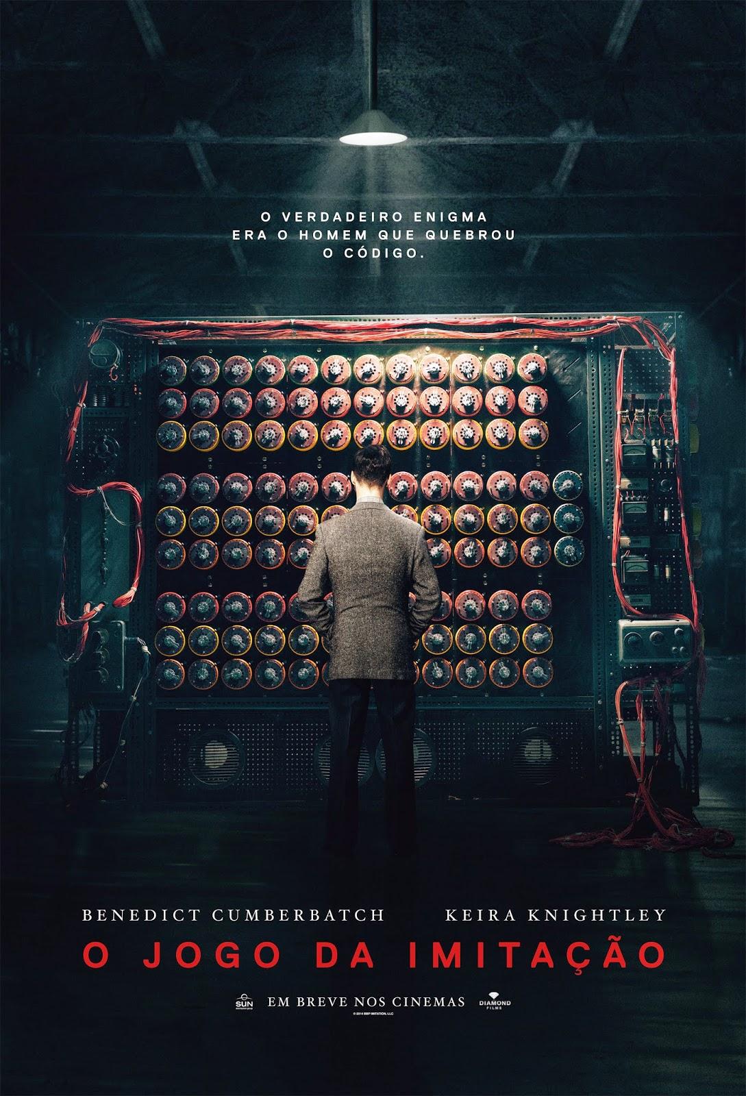 Resenha - Filme O Jogo da Imitação