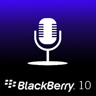 Voice Note BlackBerry 10