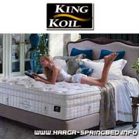 king koil natural response