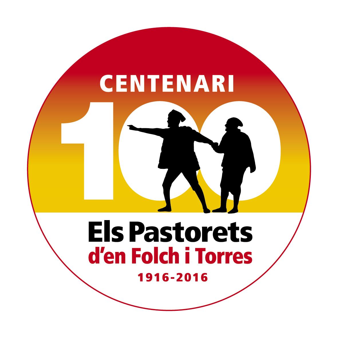 Adherits al Centenari dels Pastorets d'en Folch i Torres