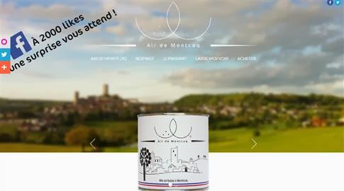 Estudante francês faz fortuna a vender latas de... ar fresco