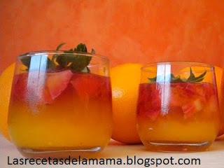 Las recetas de la mam postres - Postres con fresas naturales ...
