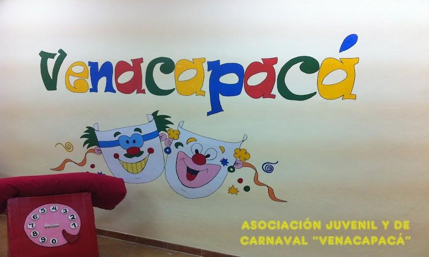 ASOCIACIÓN DE CARNAVAL `VENACAPACA´ (PORCUNA) JAÉN