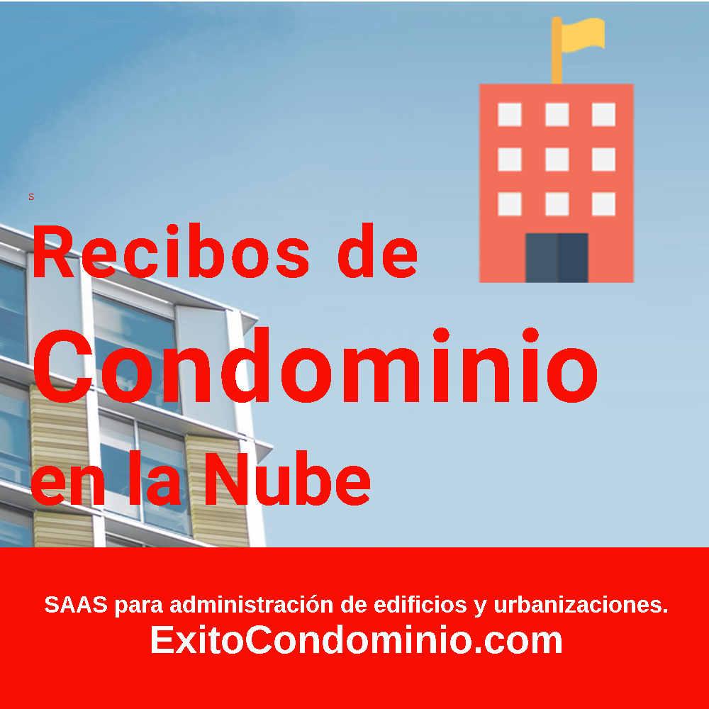 Recibos de Condominio, Contabilidad y Mas.