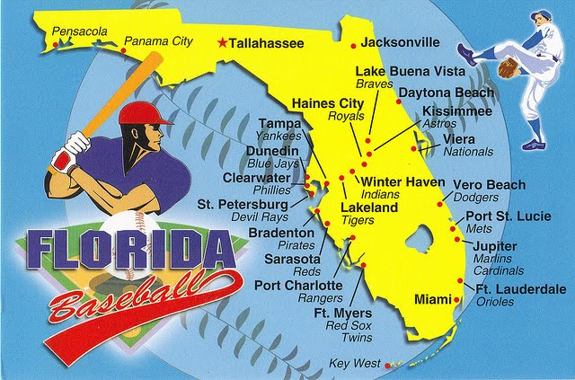 Lakeland Florida Map.Xm Mlb Chat Lakeland Florida Sees Record Cold Temp Of 31 On