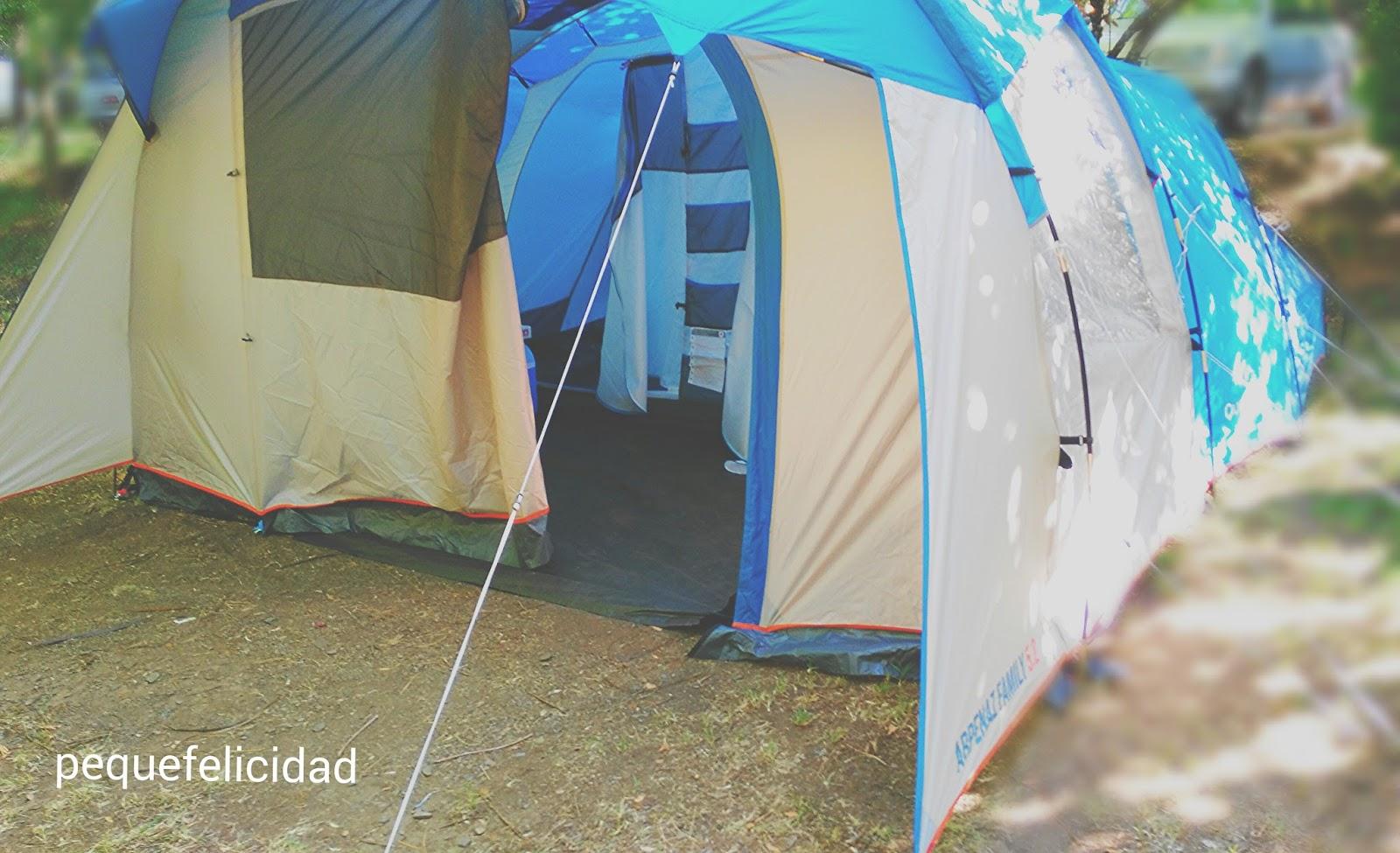pequefelicidad: 13 tips para ir de camping con niÑos