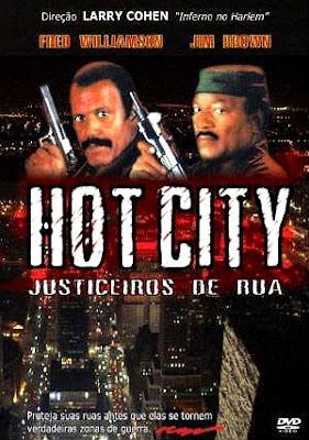 Filme Hot City – Justiceiros de Rua DVDRip RMVB Dublado