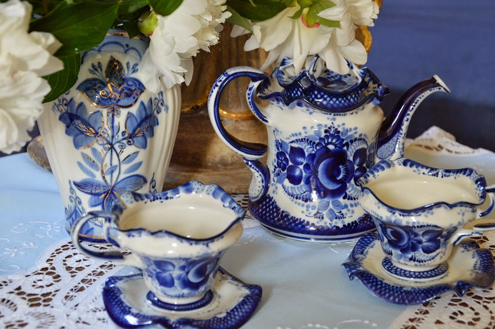 rosyjska porcelana