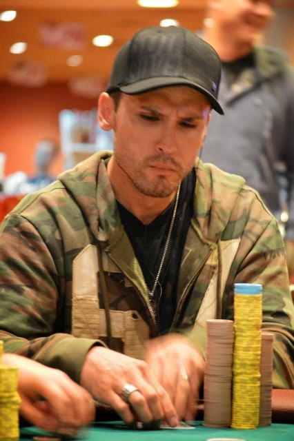 Parx big stax viii oct 1 20 2014 big stax 300 day 3 12th place johnston 4 611 for Parx poker room live game report