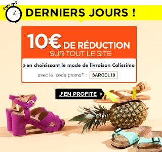 Saranza: J-3 pour profiter de -10 euros sur tout le site ! code promo saranza juin 2012 promotion saranza code reduc saranza 2012 bon plan saranza