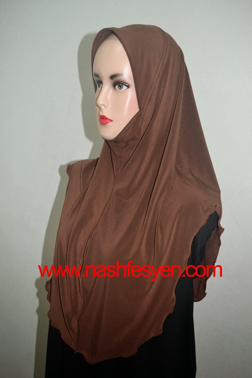 Tudung Soft Awning Plain