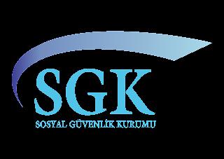 Sosyal guvenlik kurumu Logo Vector