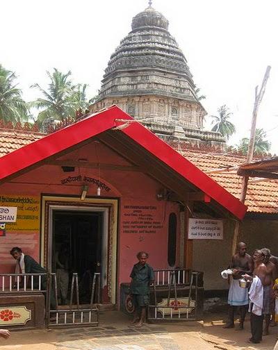 Mahabaleshwar Temple of Shiva Gokarna Karnataka