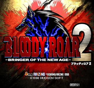 Bloody Roar 2 Game Free Download For PC Full Version