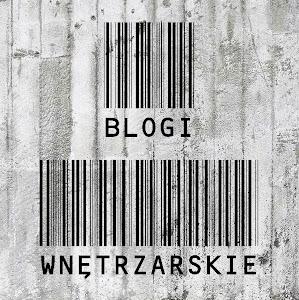 Blogi wnętrzarskie: