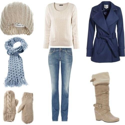 Ropa de invierno para chicas ~ Belleza y Peinados