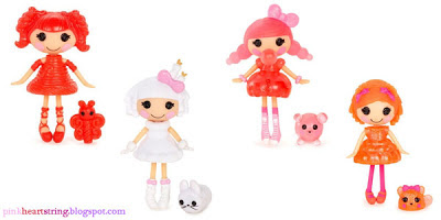 lalaloopsy candy series