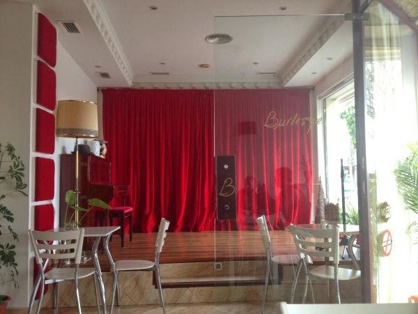 Restaurante Burlesque
