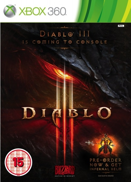 Download - Jogo Diablo III USA RF XBOX360-PROTOCOL (2013)