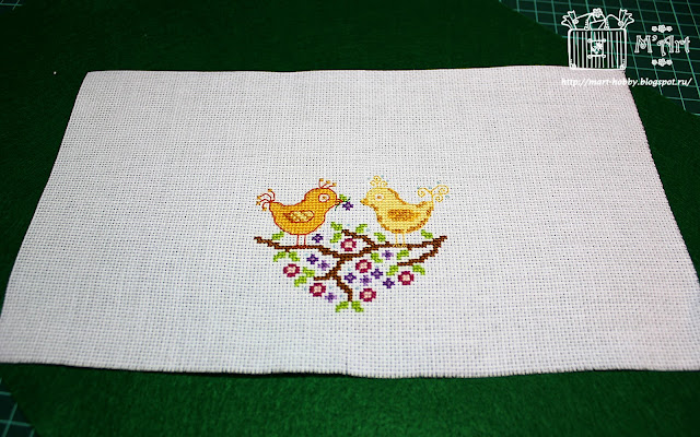CrossStitcher Birds