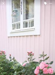 vaaleanpunaisen talon elämää