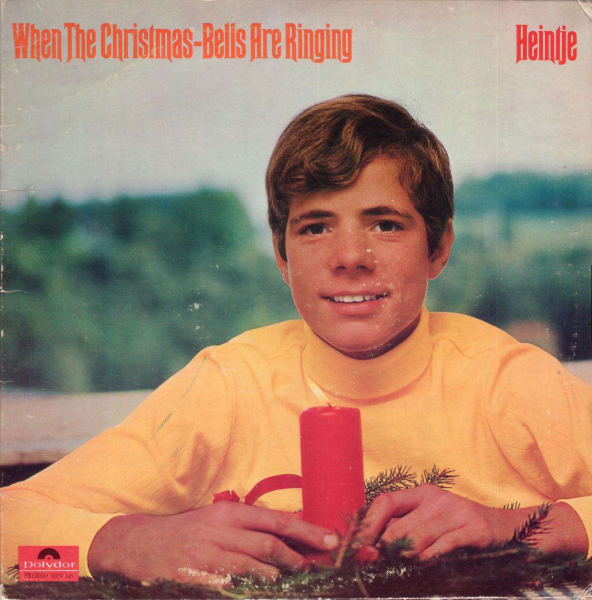 Bandas em Destaque: Heintje When The Christmas Bells Are Ringing