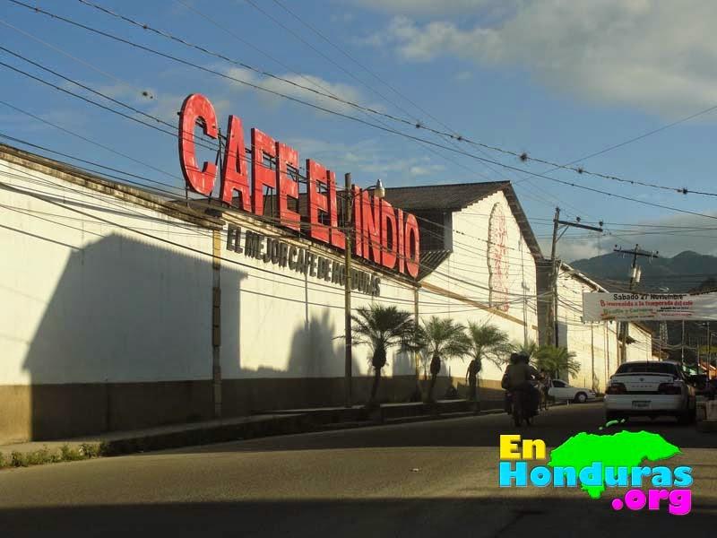 Fabrica de cafe El Indio