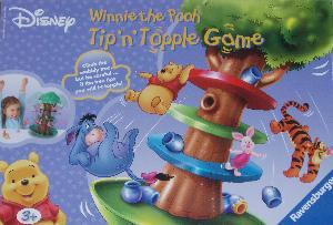 Winnie the Pooh Tip'n'Topple box.