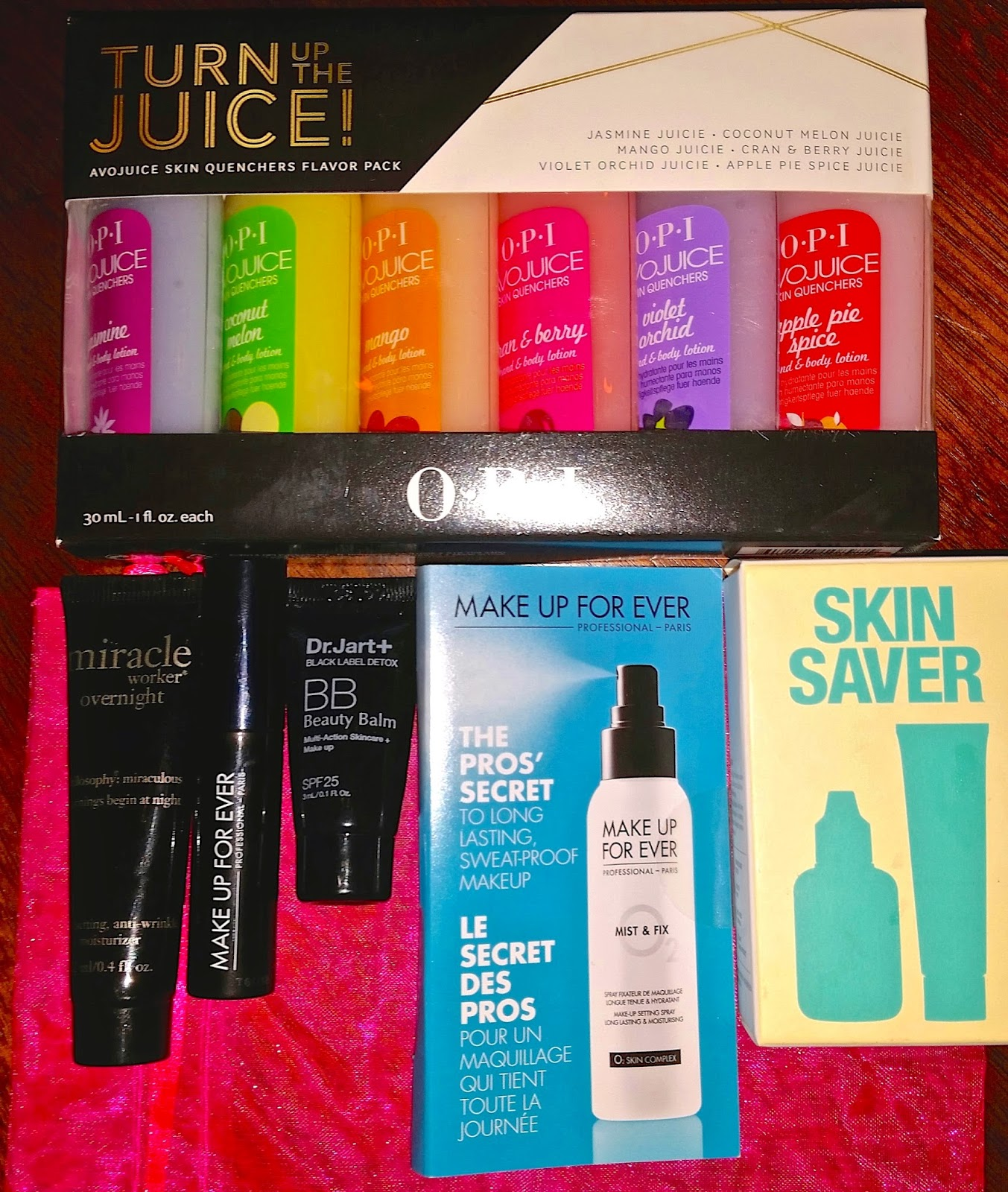 The Sweet Nothings Giveaway Hop  Fashion Beyond Forty OPI Turn up the Juice