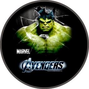Custom Cover Ban Mobil Honda CRV Gambar Marvel Avengers Hulk
