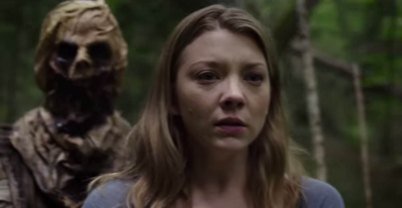 The Forest 2016 horror movie trailer set in Suicide Forest in Aokigahara Japan starring Natalie Dormer as Sara with scary film ghost
