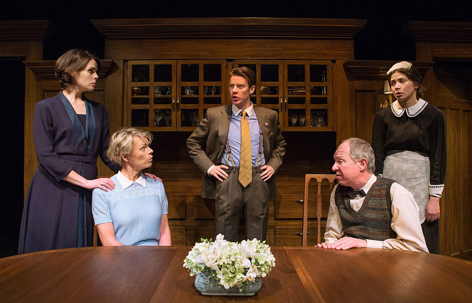 James karas reviews and views the dining room review of the dining room review of soulpepper production of gurneys play sxxofo