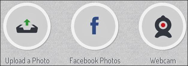 carregar foto no site