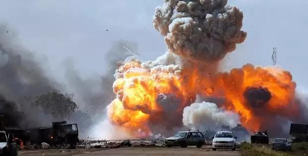 Αμερικανικά αεροσκάφη βομβάρδισαν δυνάμεις του Άσσαντ