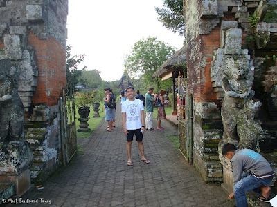Taman Ayun Temple Bali Photo 1
