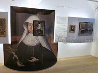 Nonne Crescentia, Ausstellungsbereich im Stadtmuseum Kaufbeuren